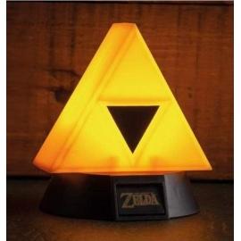 Candeeiro The Legend of Zelda 3D Triforce