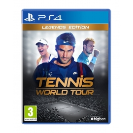 Tennis World Tour - Legends Edition - PS4