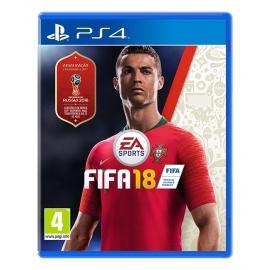 FIFA 18 (Em Português) PS4 - Inclui Atualização FIFA World Cup 2018