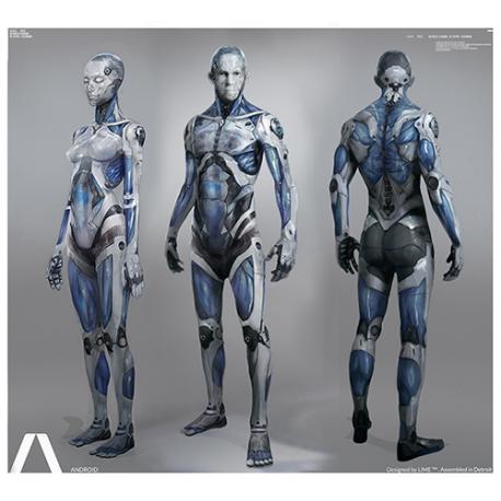 Detroit Become Human (Em Português)  PS4