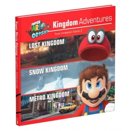 Guia Oficial Super Mario Odyssey: Kingdom Adventures Vol. 3