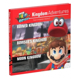 Guia Oficial Super Mario Odyssey: Kingdom Adventures Vol. 5