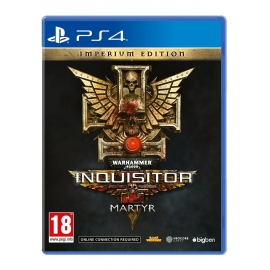 Warhammer 40,000: Inquisitor - Martyr - Imperium Edition PS4