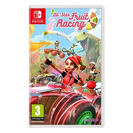 All-Star Fruit Racing Switch