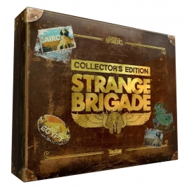 Strange Brigade - Collector's Edition PS4