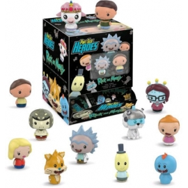Mystery Pint Size Heroes Rick and Morty