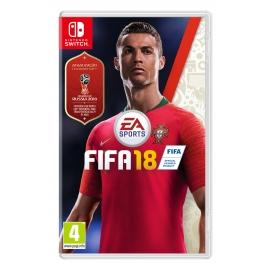 FIFA 18 Nintendo Switch - Inclui Atualização FIFA World Cup 2018