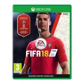 FIFA 18 (Em Português) Xbox One - Inclui Atualização FIFA World Cup 2018