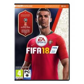 FIFA 18 (Em Português) PC - Inclui Atualização FIFA World Cup 2018