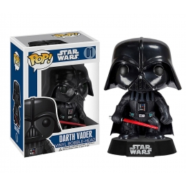 POP! Star Wars: Darth Vader Bobble-Head 1