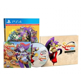 Shantae: Half Genie Hero Ultimate Edition PS4