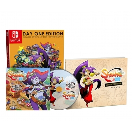 Shantae: Half Genie Hero Ultimate Edition Switch