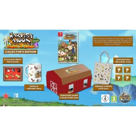 Harvest Moon - Light of Hope Collector's Edition - Switch