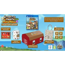 Harvest Moon - Light of Hope Collector's Edition - PS4