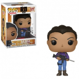 POP! Vinyl TV: The Walking Dead Sasha 577