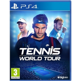 Tennis World Tour (Seminovo) PS4