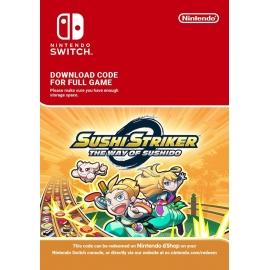 Sushi Striker Way of Sushido - Switch (Nintendo Digital)