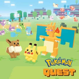 Pokémon Quest Stay Strong Stone - Switch (Nintendo Digital)