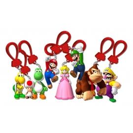 Backpack Buddies - Super Mario Nintendo