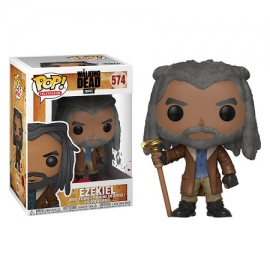 POP! Vinyl TV: The Walking Dead Ezekiel 574