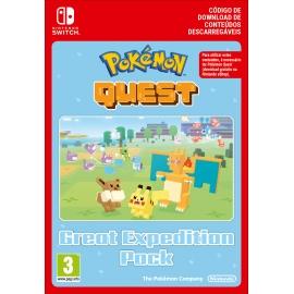 Pokémon Quest Great Expansion Pack - Switch (Nintendo Digital)