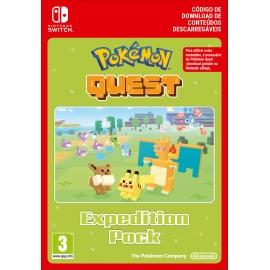 Pokémon Quest Expansion Pack - Switch (Nintendo Digital)
