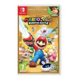 Mario + Rabbids Kingdom Battle - Gold Edition Switch