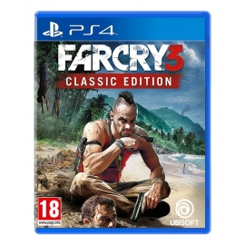 Far Cry 3 - Classic Edition PS4