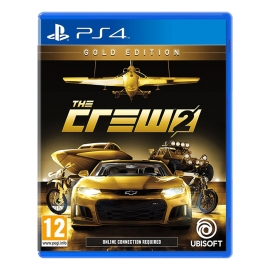 The Crew 2 - Gold Edition PS4