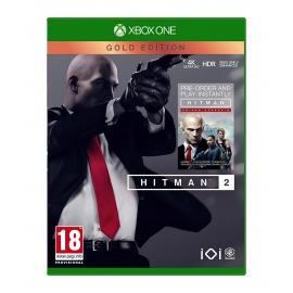 Hitman 2 - Gold Edition Xbox One