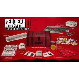 Red Dead Redemption 2 - Collector's Box (Sem Jogo) (Exclusivo GamingReplay)