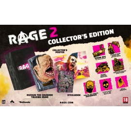 Rage 2 - Collector's Edition Xbox One