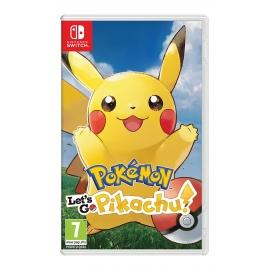Pokémon: Let's Go Pikachu Switch