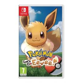 Pokémon: Let's Go Eevee Switch