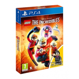 LEGO Incredibles - Toy Edition PS4