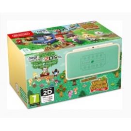 New 2DS XL Edição Especial + Animal Crossing Welcome Amiibo