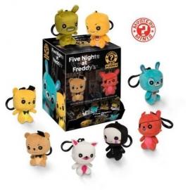 Mystery Mini BlindBox Peluche Porta-Chaves - Five Nights at Freddy's