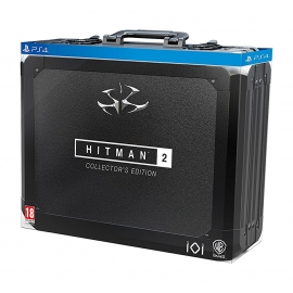 Hitman 2 - Collector's Edition PS4