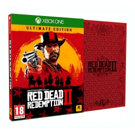 Red Dead Redemption 2 - Utimate Edition Xbox One