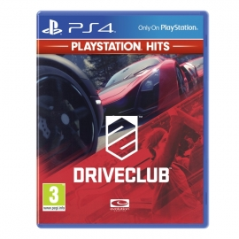 Drive Club - Playstation Hits (Em Português) PS4