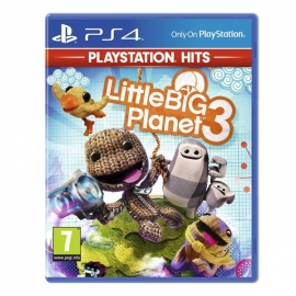 LittleBigPlanet 3 - Playstation Hits (Em Português) PS4