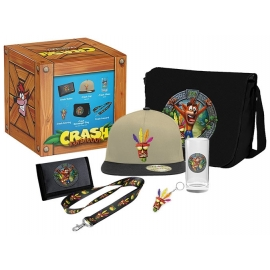 BigBox Crash Bandicoot Limited Edition