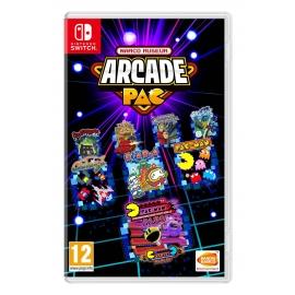 Namco Museum Arcade Pac Switch