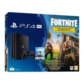 Consola PS4 Pro 1TB + Jogo Fortnite