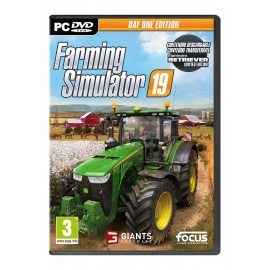 Farming Simulator 19 - Day One Edition PC