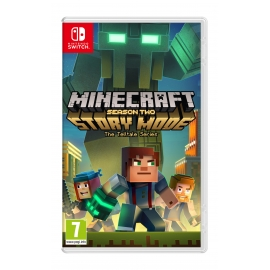Minecraft: Story Mode 2 Switch