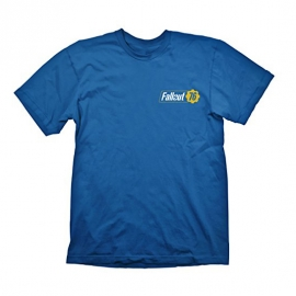 T-shirt Fallout 76 Logo - Tamanho M