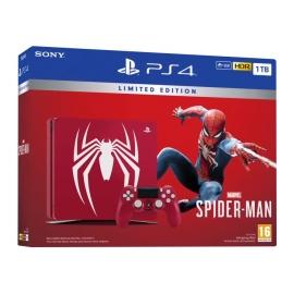 Consola PS4 Slim 1TB Edição Limitada Marvel's Spider-Man