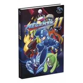 Guia Oficial Mega Man 11 Collector's Edition