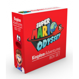 Super Mario Odyssey - Kingdom Adventures Box Set